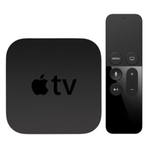 Engraved Apple TV Thumbnail