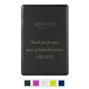 Laser Engraved Kindle Fire HD8 Thumbnail