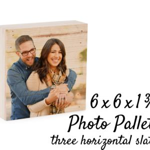 6 x 6 Photo Pallet  Thumbnail