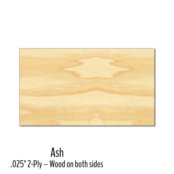 Wood veneer business cards in a flash laser wood veneer business cards reheart Images
