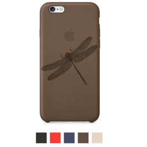 Engraved Apple iPhone 6 Case - Leather Thumbnail