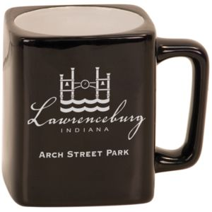 Engraved Square Mug Thumbnail