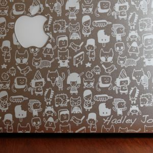 Custom Color Printed MacBook Air Thumbnail