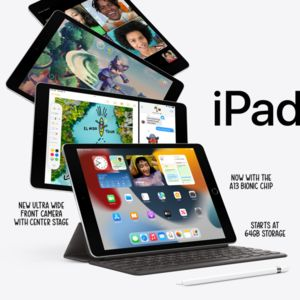 Engraved iPad 9.7-inch (2019) Thumbnail