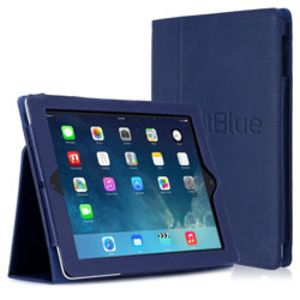 iPad Air - Debossed Ultra Leather Case Thumbnail