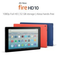 Custom Amazon Fire HD 10 Thumbnail