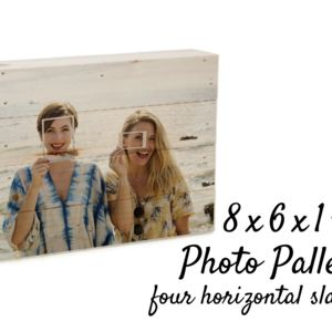 8 x 6 Photo Pallet  Thumbnail