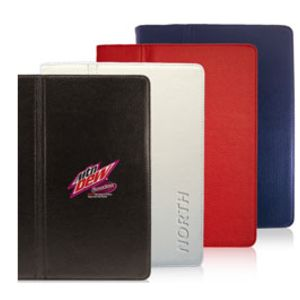 iPad 2/3/4 - Debossed Ultra Leather Case Thumbnail