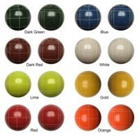 Personalized Bocce Ball Set - EPCO 110mm Thumbnail