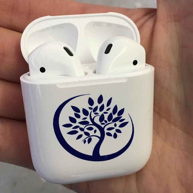Apple Airpods In A Flash Laser
